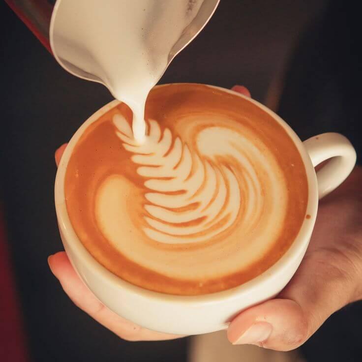 Cách pha cà phê Capuchino